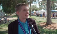Meet Weston Imer, Donald Trump's 12-year-old campaign manager - video