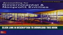 Collection Book Accounting for Governmental   Nonprofit Entities w/Connect