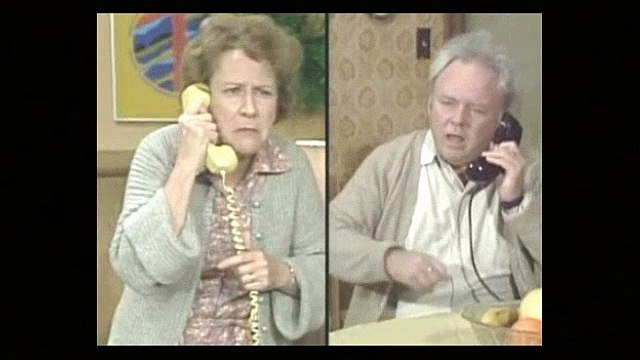 All in the Family - S06E23 - Gloria and Mike's House Guests