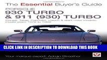 [PDF] Porsche 930 Turbo   911 (930 ) Turbo: Coupe, Targa, Cabriolet, Classic   Slant-Nose Models
