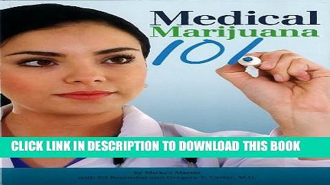 New Book Medical Marijuana 101