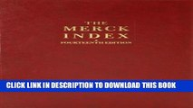 Collection Book The Merck Index: An Encyclopedia of Chemicals, Drugs, and Biologicals, 14th Edition