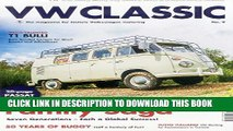[PDF] VW Classic No. 9: The Magazine for Historic Volkswagen Motoring Popular Online