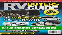 [PDF] RV Buyers Guide 2015: The Complete Guide To Buying A New RV: Specs, Floorplans, Photos,