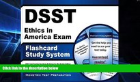 Big Deals  DSST Ethics in America Exam Flashcard Study System: DSST Test Practice Questions