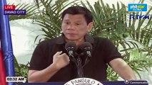 Duterte decries Hitler comparison, but 'happy' to kill addicts