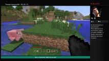 Minecraft (dificil) Supervivencia extrema! (18)
