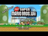 Let's Play New Super Mario Bros. Wii - Episode 6 - With Bryan and Leo