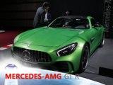 Mercedes-AMG GT-R en direct du Mondial de Paris 2016