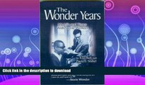 GET PDF  The Wonder Years - My Life and Times With Stevie Wonder  BOOK ONLINE