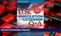 FAVORIT BOOK U.S. Immigration and Citizenship Q A (U.S. Immigration   Citizenship Q   A) READ EBOOK