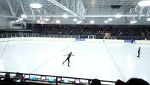 2016-09-29 Skate Canada Autumn Classic - Yuzuru Hanyu 3F