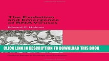 [PDF] The Evolution and Emergence of RNA Viruses (Oxford Series in Ecology and Evolution) Full