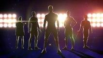 Le volley-ball expliqué par les Lapins Crétins