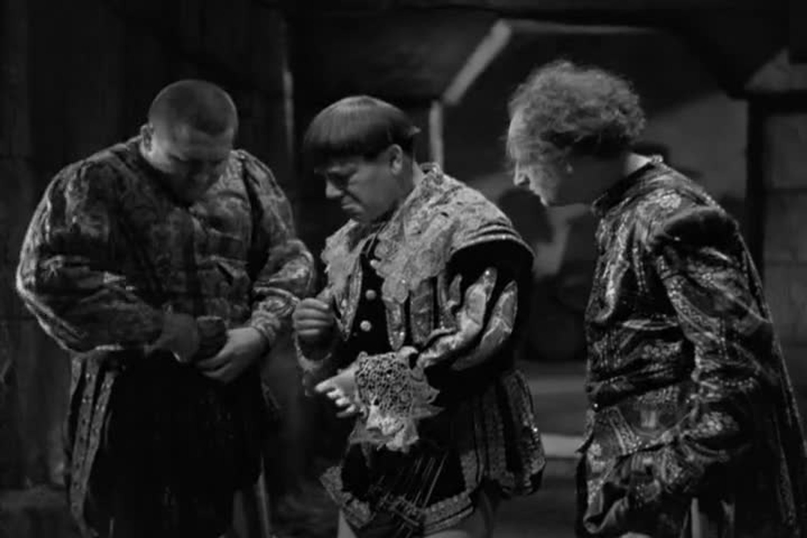 Image result for Restless Knights (1935)