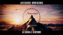 Jack Reacher - Never Go Back - Bande-annonce finale VOST