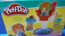 Cắt Tóc Tạo Kiểu Tóc Cắt Tóc Cho Thầy Giáo Play-doh hair