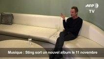 Un nouvel album rock engagé pour Sting