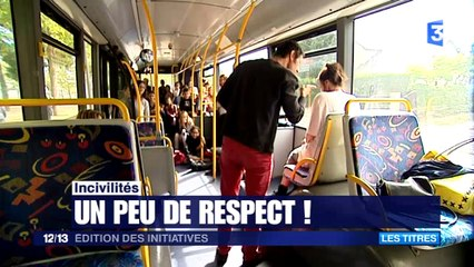 France 3 - Édition des initiatives - 30 septembre 2016