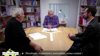"""""""Éco à contre-courant"""": économistes, journalistes, même combat !"""