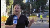Informe a cámara: Trasladan féretro de Peres al cementerio del Monte Herzl