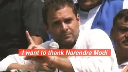 Rahul Gandhi Congratulates PM Modi for taking action against Pakistan