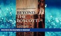 FAVORIT BOOK Beyond the Boycott: Labor Rights, Human Rights, and Transnational Activism (American