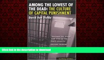 READ PDF Among the Lowest of the Dead: The Culture of Capital Punishment (Law, Meaning, and