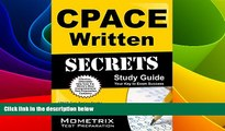 Must Have PDF  CPACE Written Secrets Study Guide: CPACE Test Review for the California Preliminary