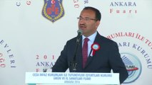 """Bozdağ: """"Kamu Güvenliği Ortadan Kalkarsa Anayasa'yı Uygulama İmkanı da Ortadan Kalkar"""" - Ankara"""