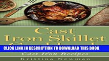 [PDF] Cast Iron Skillet: 101 Cast Iron Recipes For Easy, Quick Dinners (Cast Iron Cooking, Cast