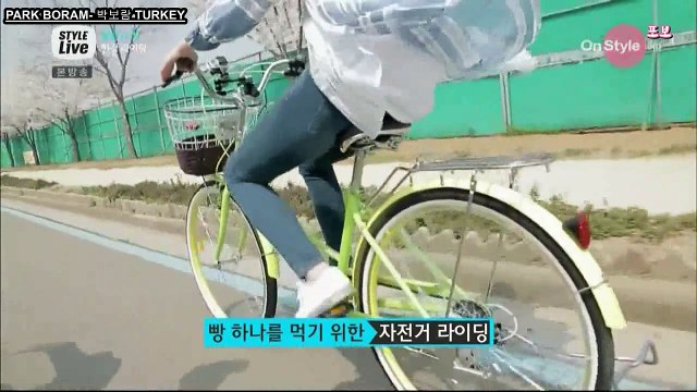 [TRSUB] Style Live 14. Bölüm Park Boram Kesiti