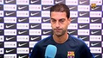 FCB Masia: Gerard Prèvia FC Barcelona B – Cornellà [CAT]