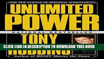 [PDF] Unlimited Power : The New Science Of Personal Achievement Full Colection