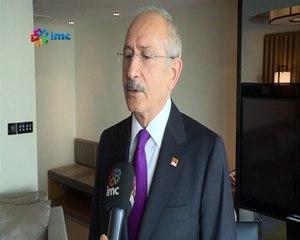 Kılıçdaroğlu: İMC TV Türkiye'yi aydınlatan önemli bir kanalımızdır