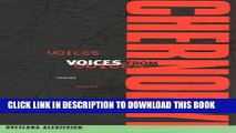 [Read PDF] Voices from Chernobyl Download Free