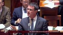 Sénat 360, Public Sénat : Manuel Valls s'enerve contre Fabienne Keller
