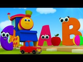 Bob, o trem – Bob o trem numa aventura Fonética   Canção Fonética   Canção do ABC