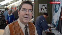50e Foire-expo de Vannes. Du boeuf japonais élevé aux algues bretonnes