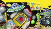 Crashlings Surprise Toys Aliens, Monsters, Sea Life and Dinosaurs Space Ship Toy DisneyCarToys