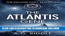 Best Seller The Atlantis Gene: A Thriller (The Origin Mystery, Book 1) Free Read