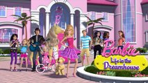 Barbie Life in the Dreamhouse Episode 36 Cringing in the Rain
