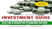 Best Seller The Only Investment Guide You ll Ever Need Free Read