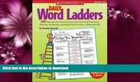 READ  Daily Word Ladders: Grades 4–6: 100 Reproducible Word Study Lessons That Help Kids Boost