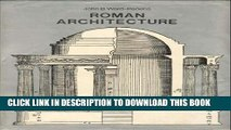 Ebook Roman Architecture (History of World Architecture) Free Download