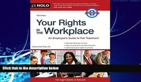 Big Deals  Your Rights in the Workplace  Best Seller Books Most Wanted