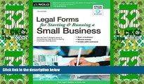 Big Deals  Legal Forms for Starting   Running a Small Business  Best Seller Books Most Wanted