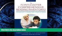 Enjoyed Read The Flynt/Cooter Comprehensive Reading Inventory-2: Assessment of K-12 Reading Skills