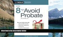 Big Deals  8 Ways to Avoid Probate  Best Seller Books Most Wanted
