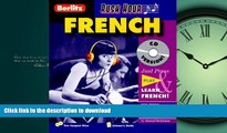 READ PDF Rush Hour French with Book (Berlitz Rush Hour All-Audio) (French Edition) READ NOW PDF